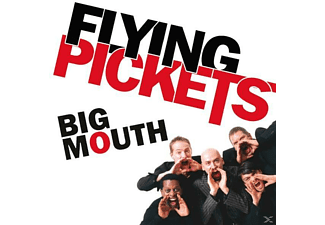 The Flying Pickets - BIG MOUTH - (CD)