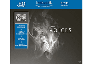 VARIOUS - Reference Sound Edition-Voices, Vol.1 [CD]