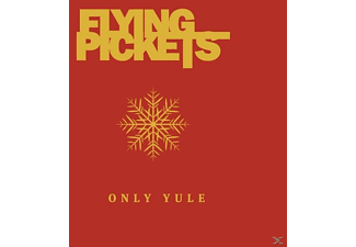 The Flying Pickets - Only Yule - (CD)