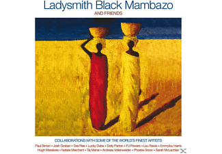 Ladysmith Black Mambazo - And Friends [CD]