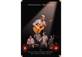 Friedemann - The Concert [DVD]