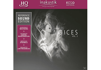 VARIOUS - Reference Sound Edition-Great Voices, Vol.Ii - (CD)
