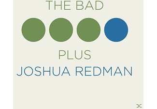 The Bad Plus;Joshua Redman - The Bad Plus Joshua Redman - (CD)