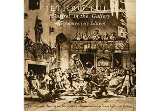 Jethro Tull - Minstrel In The Gallery - (CD)