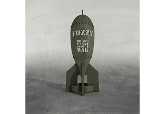 Fozzy - Do You Wanna Start A War (Jewel Box) - (CD)