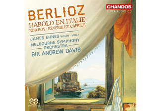 James Ehnes, Dale Barltrop, Wilma Smith, Melbourne Symphony Orchestra - Harold In Italy/Rob-Roy Ouvertüre/+ [SACD Hybrid]