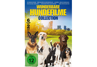 WUNDERBARE HUNDEFILME (COLLECTION) [DVD]