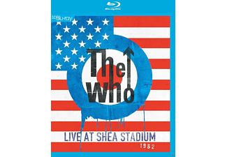The Who - Live At Shea Stadium 1982 - (Blu-ray)