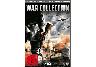 War Collection Box - (DVD)
