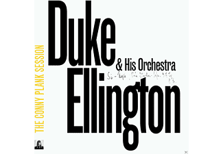 Duke Ellington - The Conny Plank Session [CD]