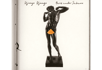 Django Django - Born Under Saturn [CD]