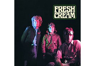 Cream - Fresh Cream (Lp) - (Vinyl)