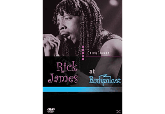 Rick James - At Rockpalast - (DVD)