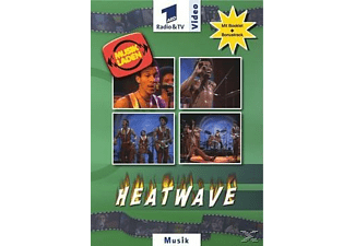 "Mario Mantese, Eric Johns, Keith Wilder, Heatwave, Ernest ""Bilbo"" Berger, Johnnie Wilder, Rod Temperton - Musikladen: Heatwave [DVD]"