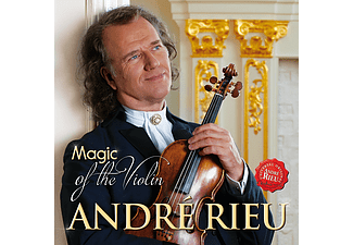 André Rieu;The Johann Strauss Orchestra Magic Of The Violin CD