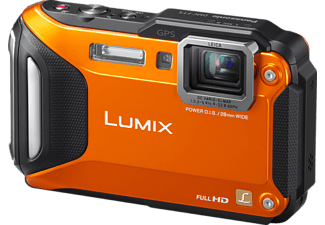 PANASONIC DMC-FT5EG9-D Orange