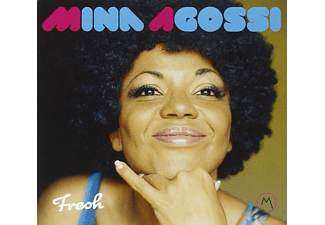 Mina Agossi - Fresh [CD]