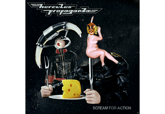 Hercules Propganda - Scream For Action [Vinyl]