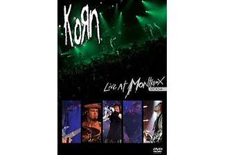 Korn - Live at Montreux 2004 (DVD)