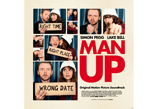 OST/VARIOUS - Man Up [CD]