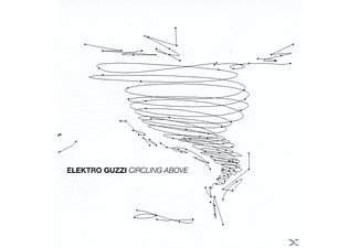 Elektro Guzzi - Circling Above [Maxi Single CD]