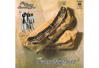 The Flying Burrito Brothers - Burrito Deluxe - (Vinyl)