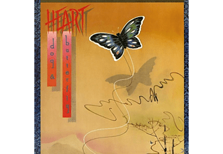 Heart - Dog & Butterfly - (Vinyl)