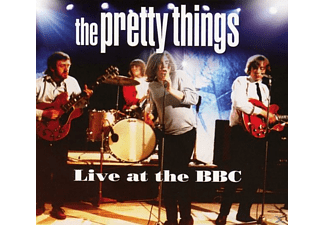 The Pretty Things - Live At The Bbc - (CD)