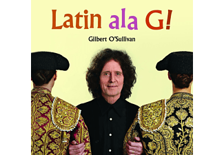 Gilbert O'sullivan - Latin Ala G [CD]