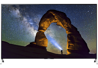 "SONY KD55X9005C  55"" Smart 4K Ultra HD -TV 200 Hz - Svart"