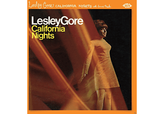 Lesley Gore - California Nights (+Bonus) - (CD)
