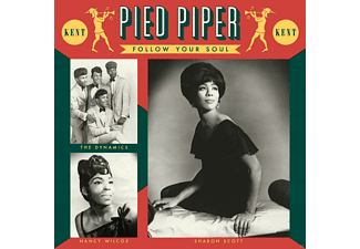 VARIOUS - Pied Paper-Follow Your Soul - (CD)