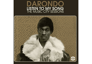 Darondo - Listen To My Song-The Music City Sessions (180 G [Vinyl]