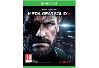 Metal Gear Solid V: Ground Zeroes FR Xbox One