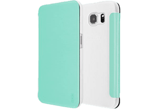 ARTWIZZ SmartJacket® Backcover Samsung Galaxy S6 Polyurethan Mint
