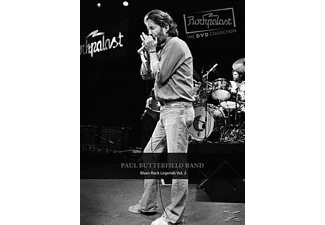 Paul Butterfield - Rockpalast: Blues Rock Legends, Vol. 2 - (DVD)