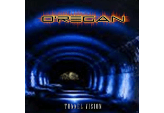 O'regan - Tunnel Vision - (CD)