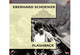 Eberhard Schoener - Flashback [CD]
