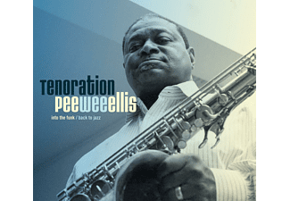 Peewee Ellis - Tenoration - (Vinyl)