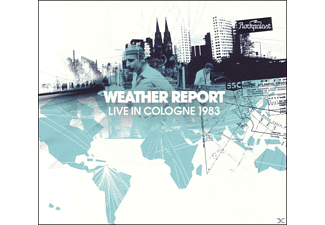 Weather Report - Live In Cologne 1983 - (CD)
