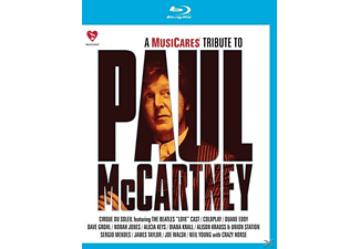 VARIOUS - A Musicares Tribute To Paul Mccartney - (Blu-ray)