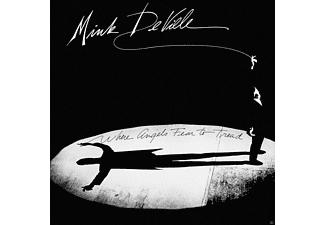Mink Deville - Where Angels Fear To-Coll.Edit. - (CD)