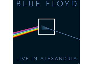Blue Floyd - Live In Alexandria - (CD)