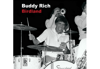 Buddy Rich - Birdland - (CD)