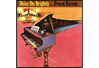 Procol Harum - Shine On Brightly - (CD)