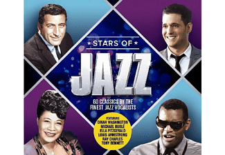 VARIOUS - Stars Of Jazz - (CD)