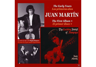 Juan Martin - The Early Years [CD]