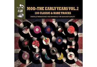Various - Mod The Early Years 2 - (CD)