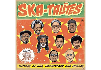 The Skatalites - History Of Ska, Rocksteday & Reggae [CD]