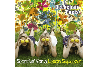 Deckchair Poets - Searchin' For A Lemon Squeezer - (CD)